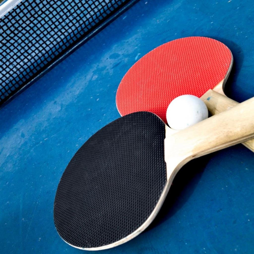 Změna času kroužku Stolní tenis