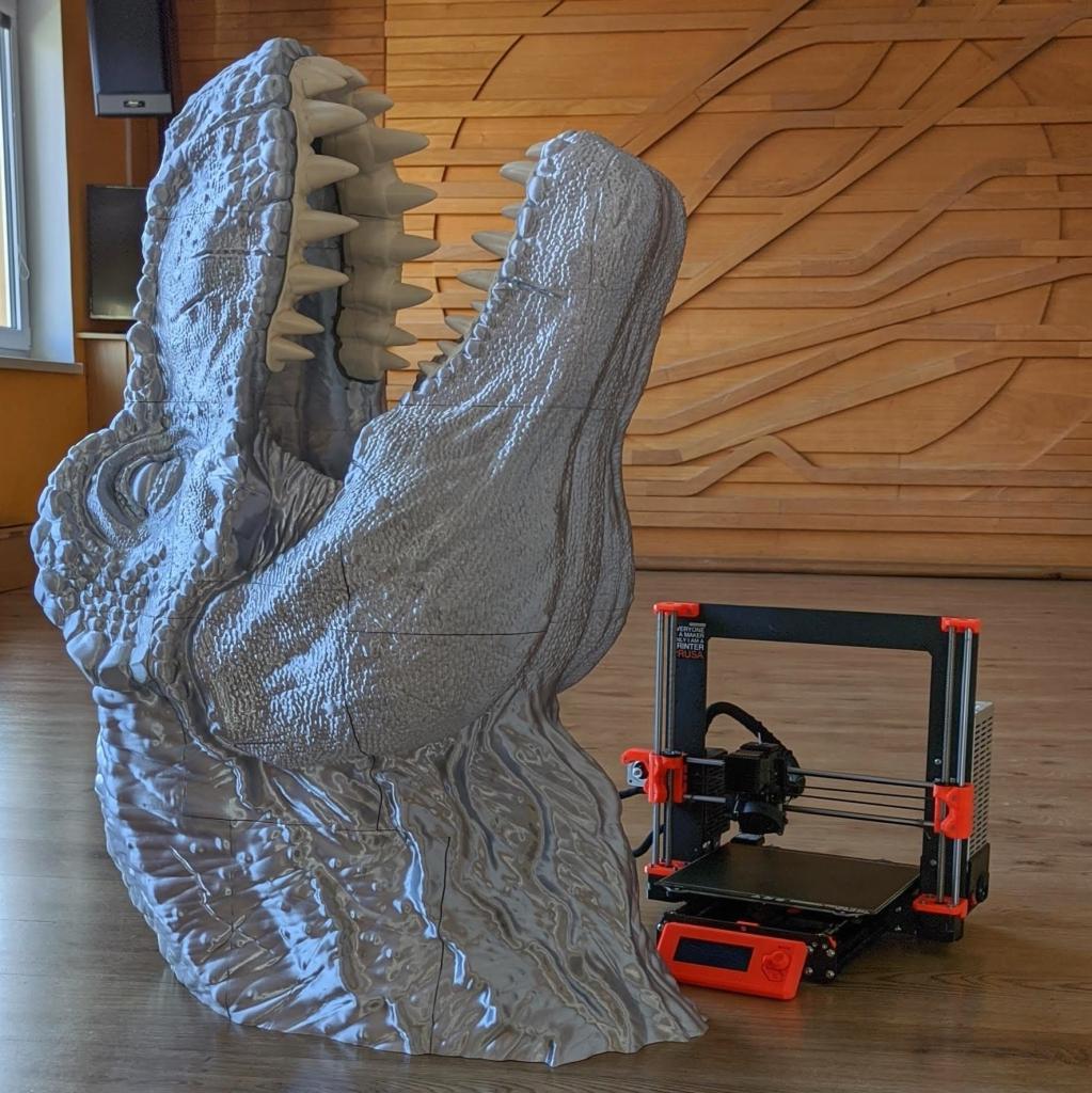 Otevíráme kroužek 3D tiskárna II.