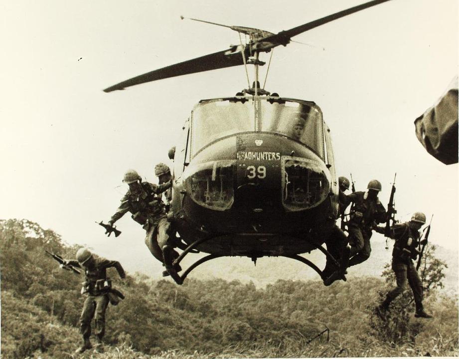 Výcvikáč Airsoft - Vietnam (US)