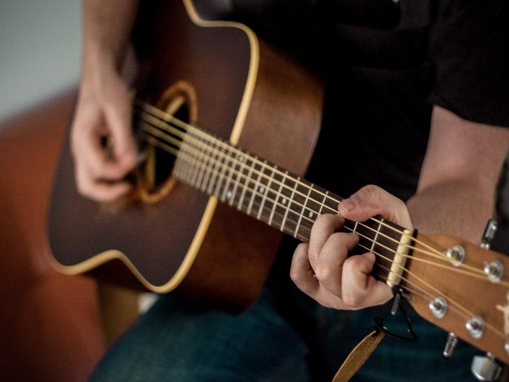 Kytara začátečníci